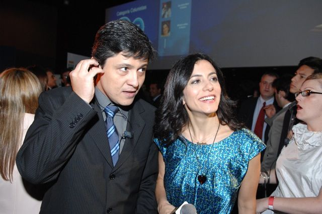 Rodrigo Azevedo e Marina Person